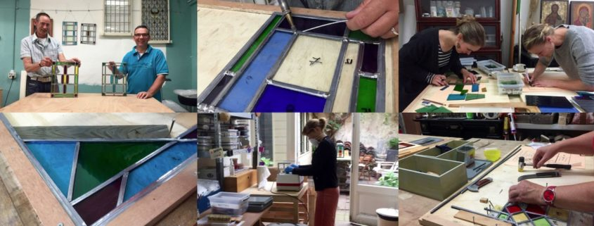 iStainedGlass Workshops