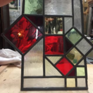 Week-Workshop-Glas-in-Lood-Leiden-1 iStainedGlass Workshops Glas in Lood in de week van 21 t/m 26 mei
